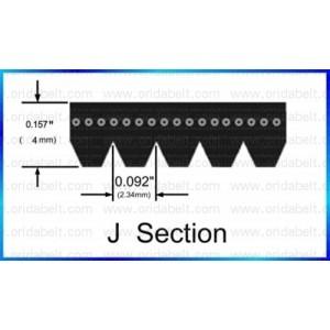 PJ Section Poly-V belts