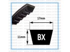 BX Cogged V-belt